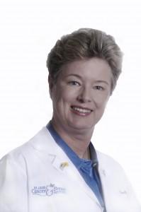 Dr. Diane Radford headshot