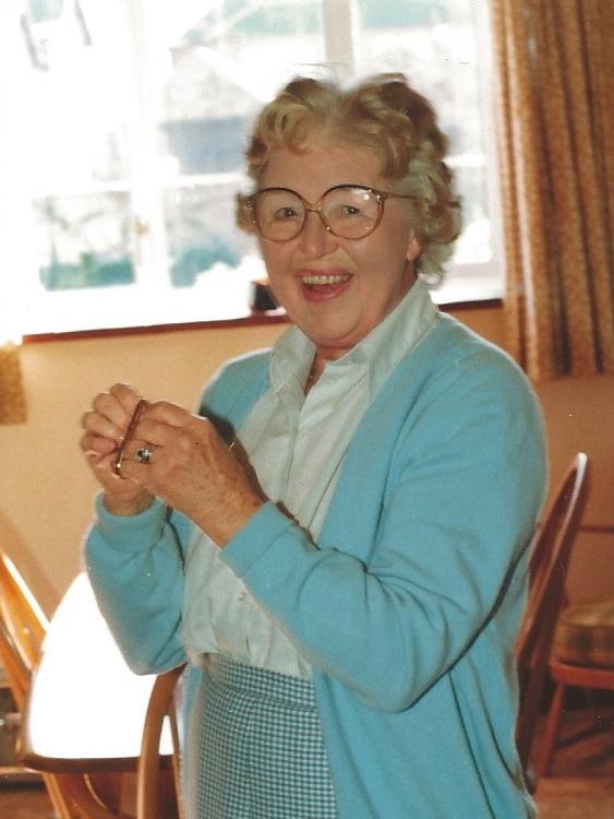 Margery Radford