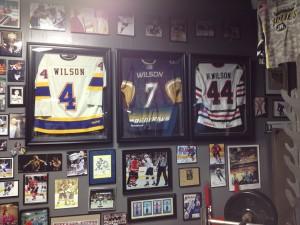 Wilson jerseys